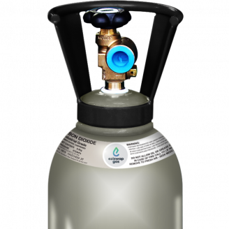 Carbon Dioxide (CO2) Full Cylinder